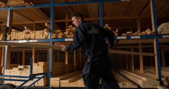 Trelast og byggevarer